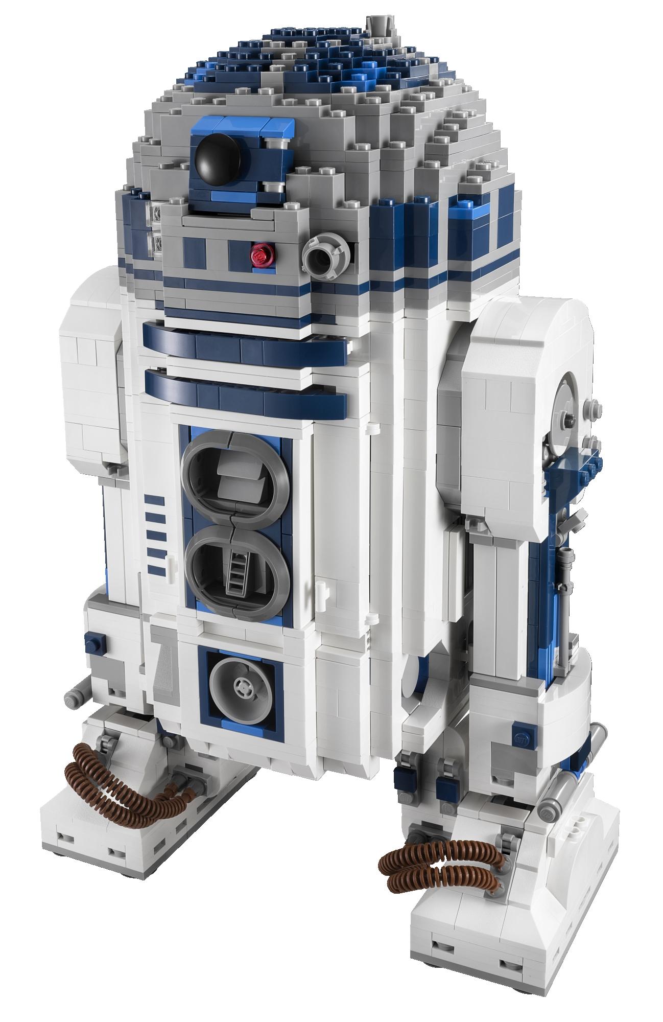 Tales to astonish announcement lego ucs r2 d2 - Lego starwars r2d2 ...