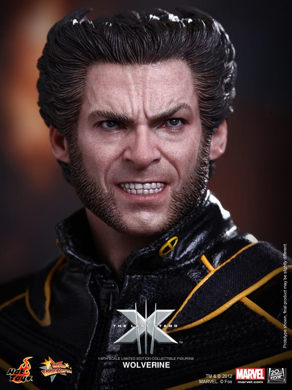 Tales To Astonish » Announcement: Hot Toys X-men Wolverine