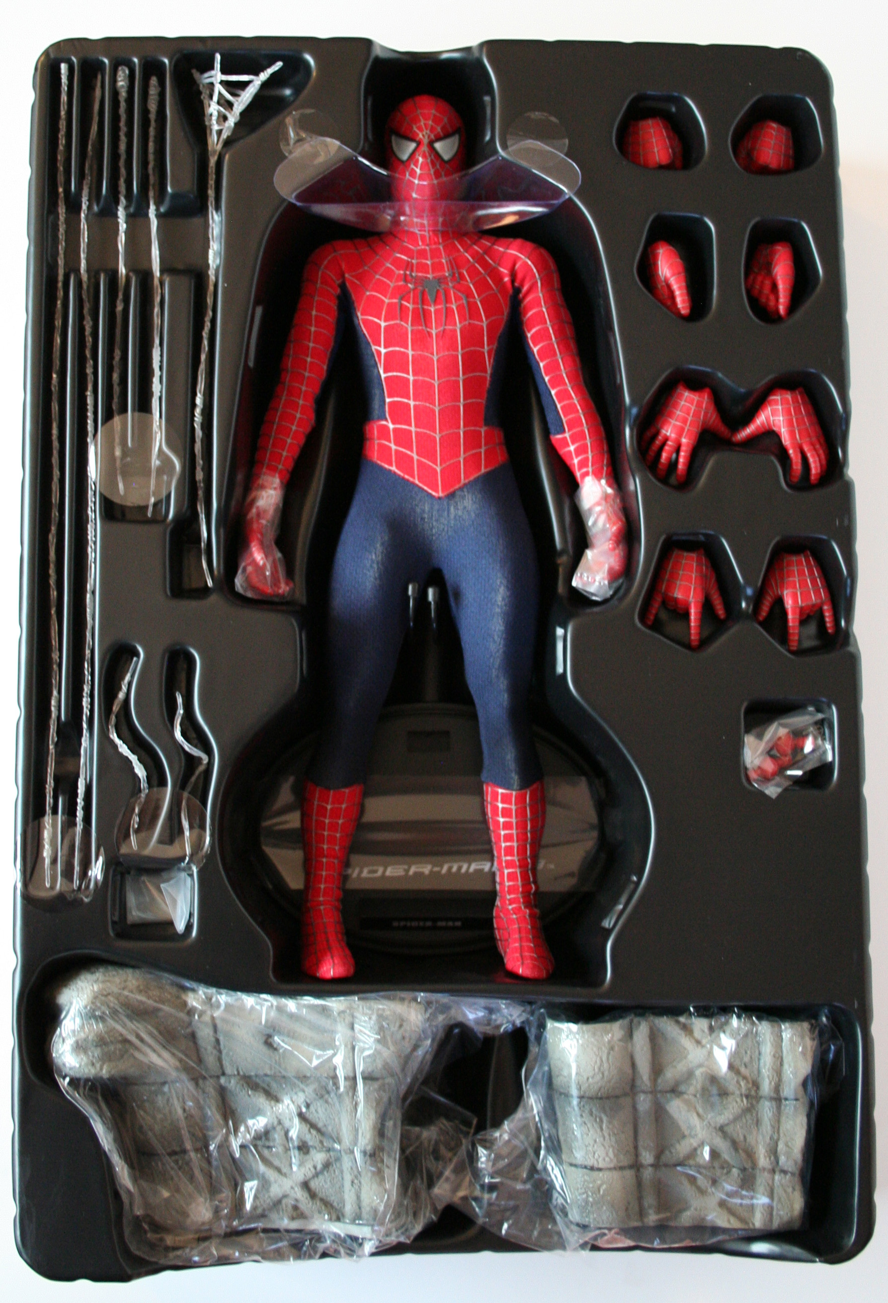 New Spider Man 2 Toys : Tales to astonish review hot toys spider man