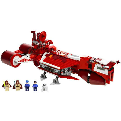 due the size of the ship i am only interested in the jedi 7965 millennium falcon yet another star wars lego - Lego Vaisseau Star Wars